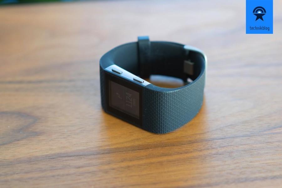 Fitbit Surge: Ein gelungener Allrounder