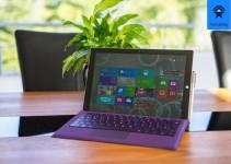 Microsoft Surface 3 Testbericht