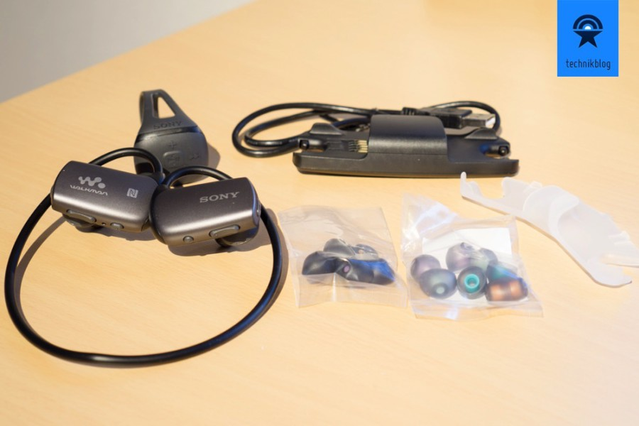Sony NWZ-WS613 Lieferumfang
