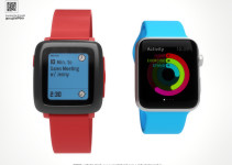 Vergleichsgrafiken Apple Watch vs Pebble Time von Martin Hajek - 5