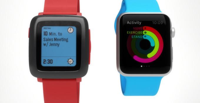 Vergleichsgrafiken Apple Watch vs Pebble Time von Martin Hajek - 5