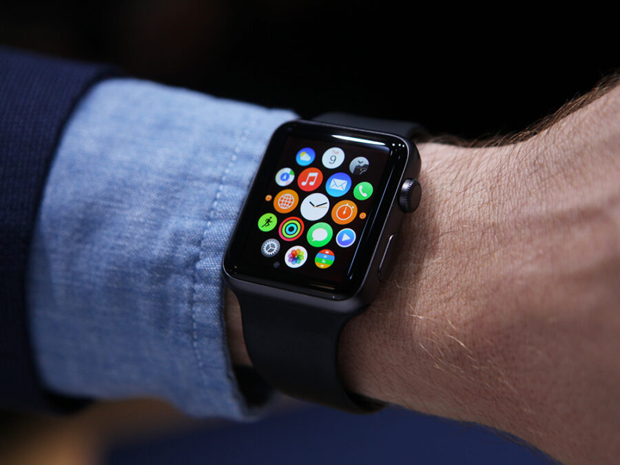 Apple Watch - Bild von wired.com
