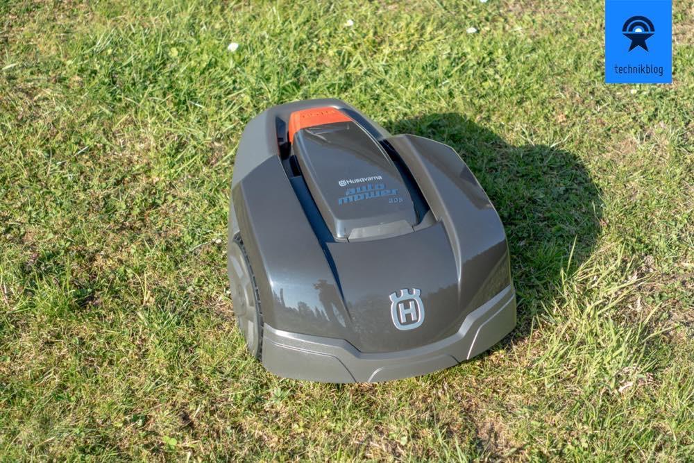 Husqvarna Automower 305 Rasenmähroboter: Evaluation und ...