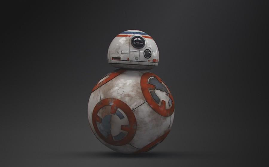 Star Wars BB-8 from cineymuchomas