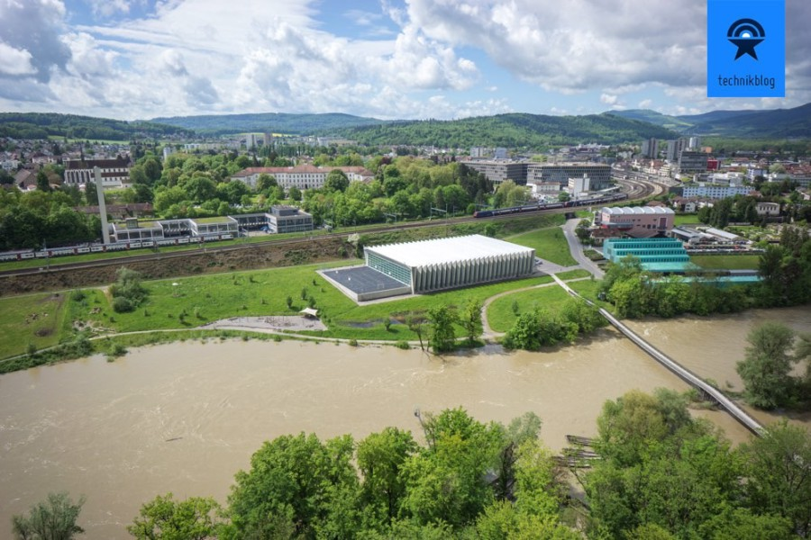2015 Hochwasser Brugg