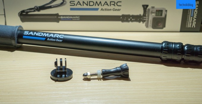 Sandmarc Pole Black Edition
