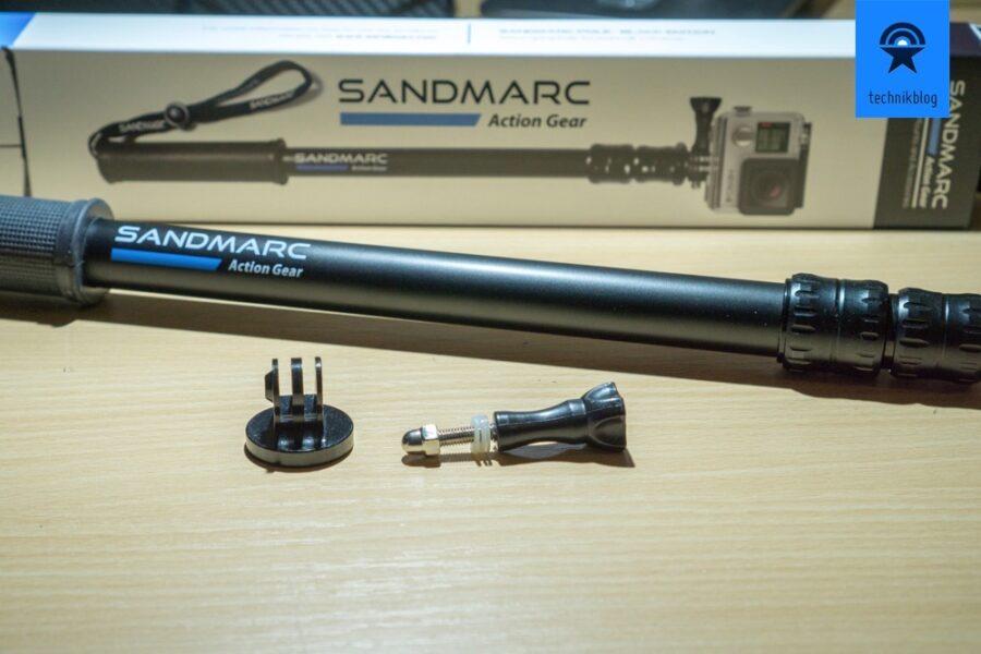Sandmarc Pole Black Edition