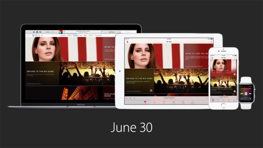 Apple Music auf allen iOS Devicces
