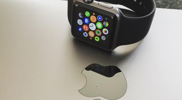 Apple Watch and new MacBook