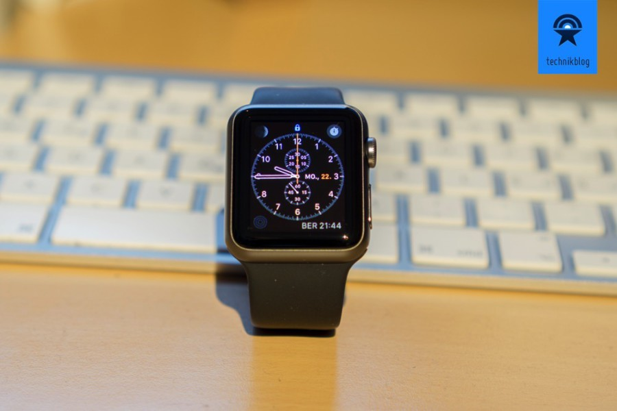 Apple Watch 38mm spacegrey