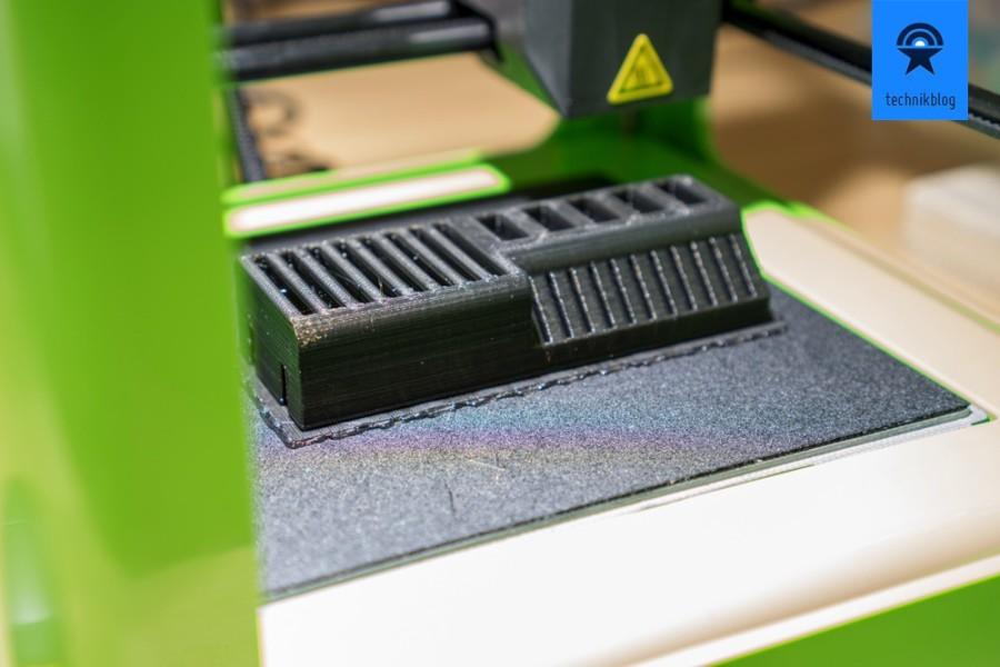 M3D Printer im Einsatz