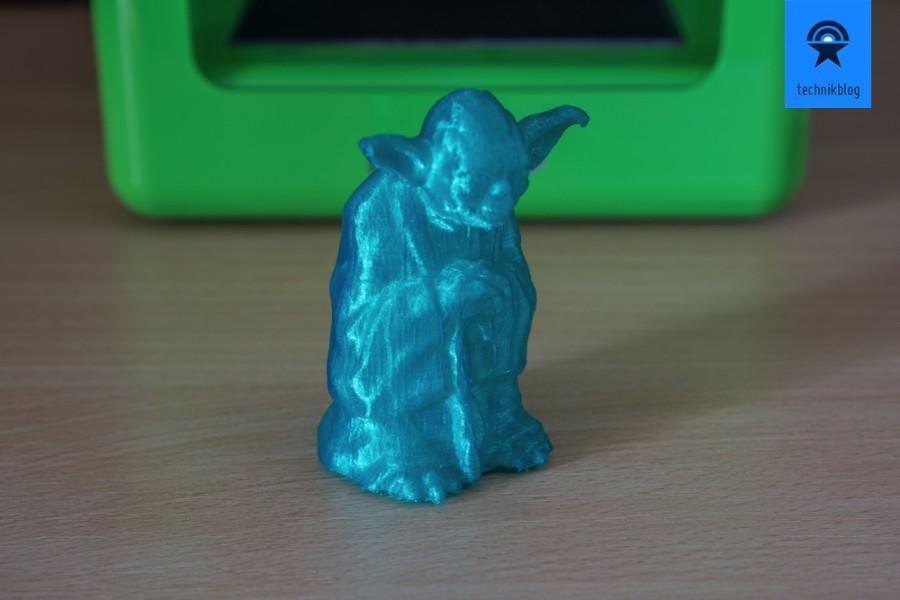 M3D Printer Beispiele: Master Yoda