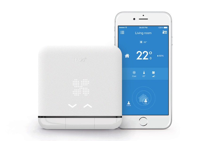 Smart AC Control by Tado