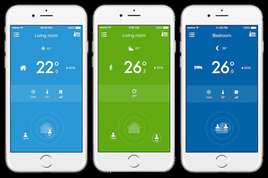 Tado AC Control App