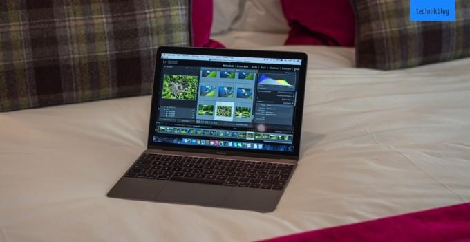 Apple MacBook Test