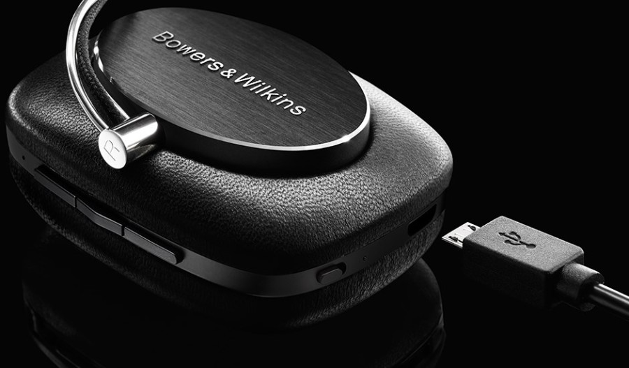 Bowers and Wilkins P5 Wireless Laden
