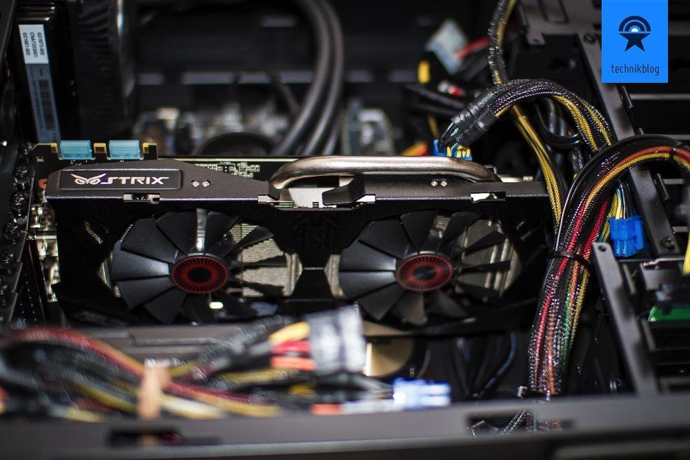 GPU mit CUDA Support