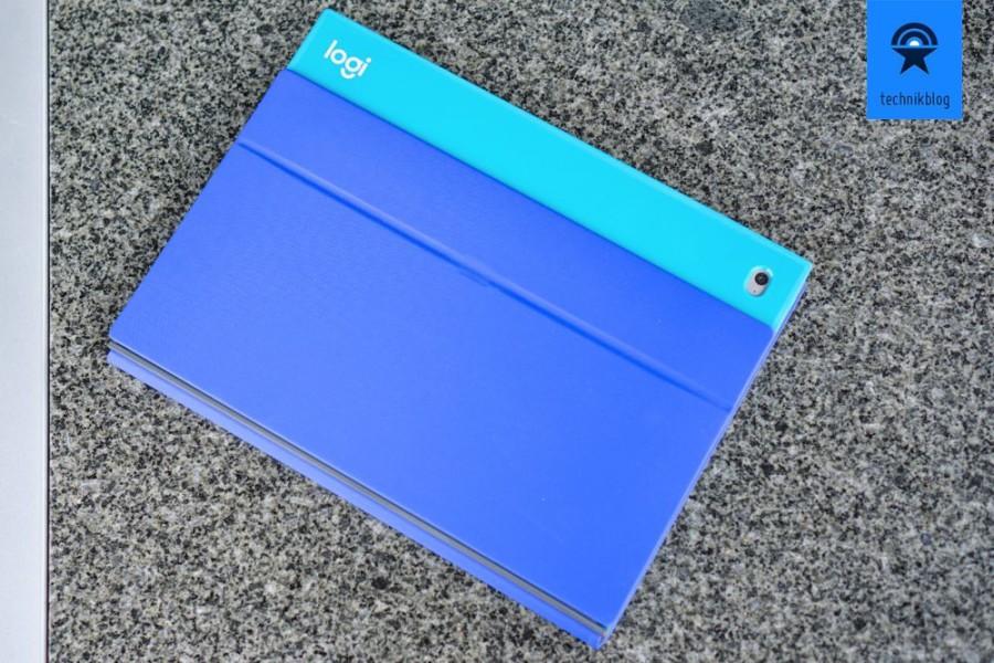 Logi BLOK: lässt das iPad Air wie ein Surface von Microsoft wirken