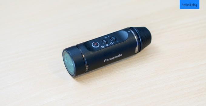 Panasonic HX-A1 Review
