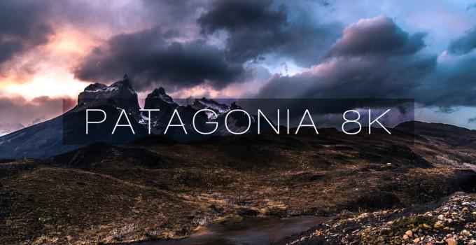 Patagonia 8K