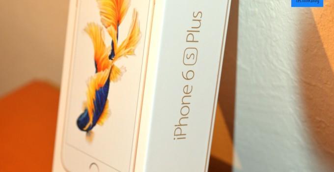 Apple iPhone 6S Erfahrungsbericht