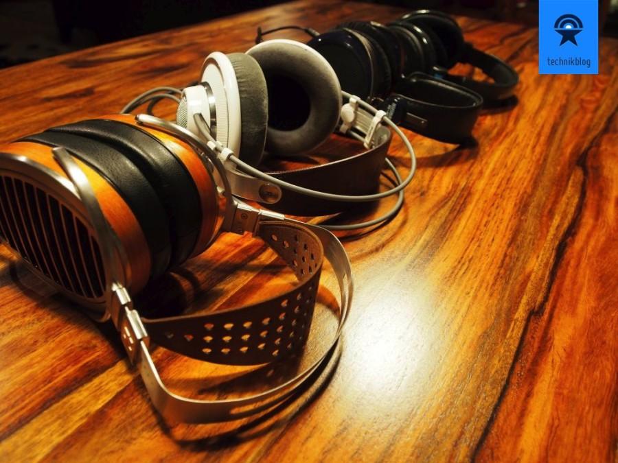 Hifiman HE1000 Testsetup: Vergleichs-Kopfhörer