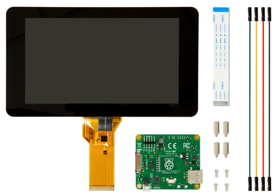Raspberry Pi Touchscreen Display