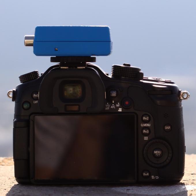 SteadXP für Spiegelreflexkameras