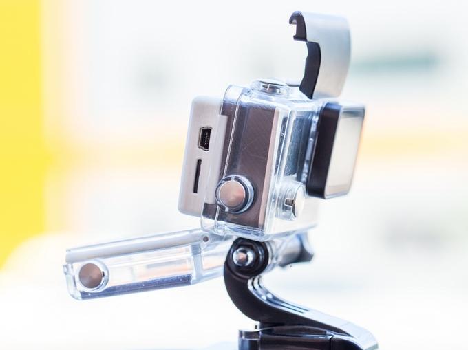 SteadXP für die GoPro