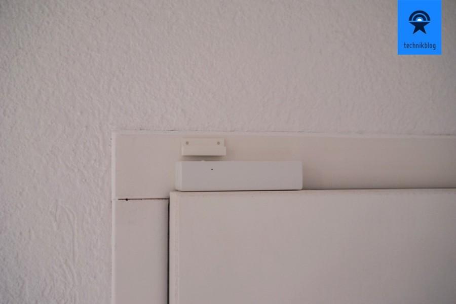 Swisscom SmartLife Tür- und Fenstersensor