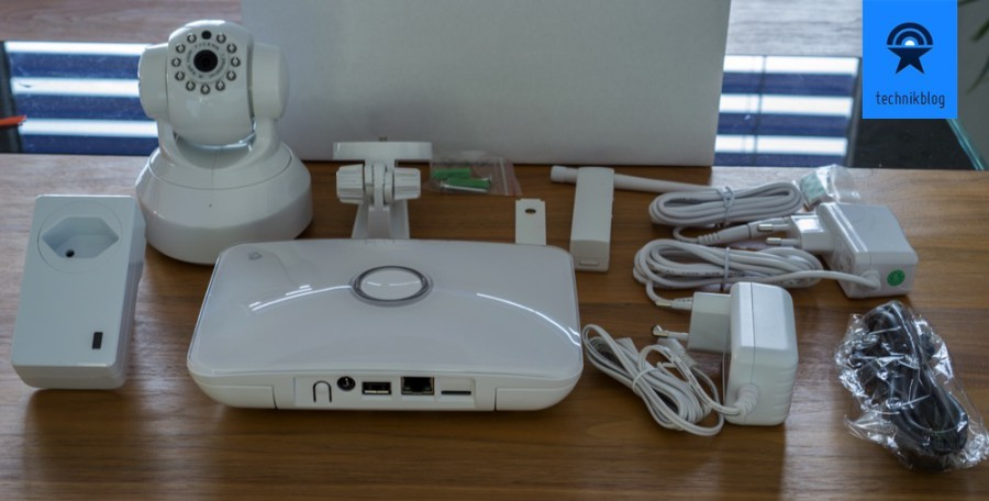 Swisscom SmartLife Security Surveillance Kit