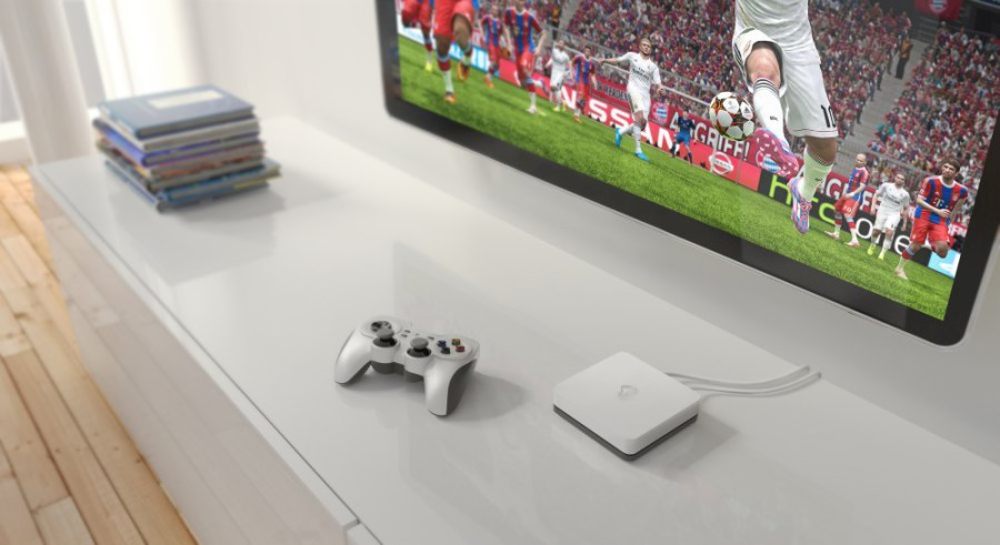 Swisscom TV 2.0 Gaming