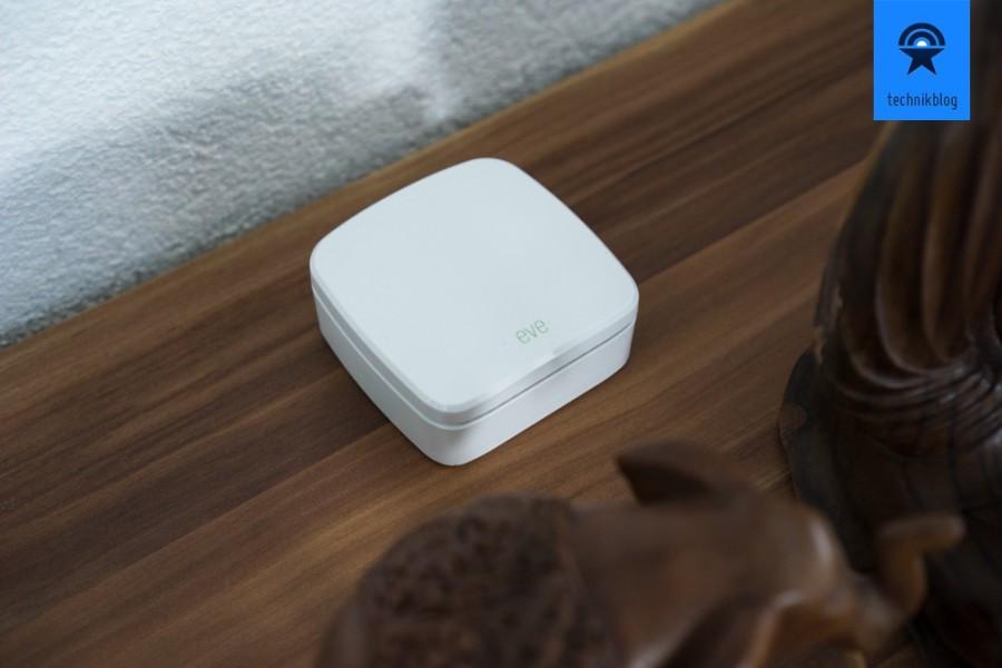 Elgato Eve im Test - Apple HomeKit Hardware