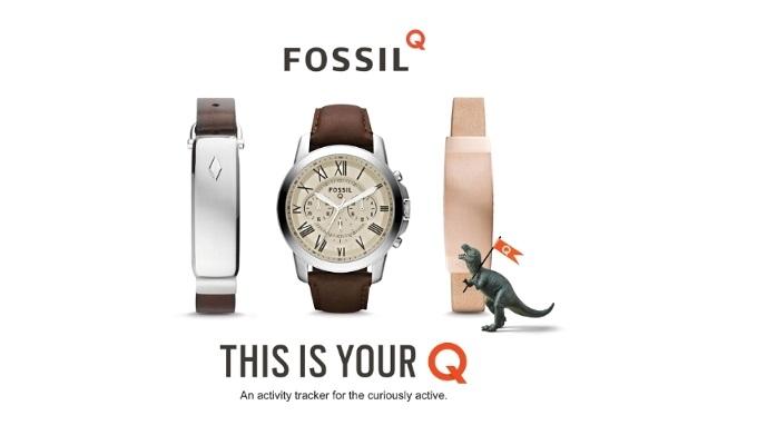 Fossil Q Line