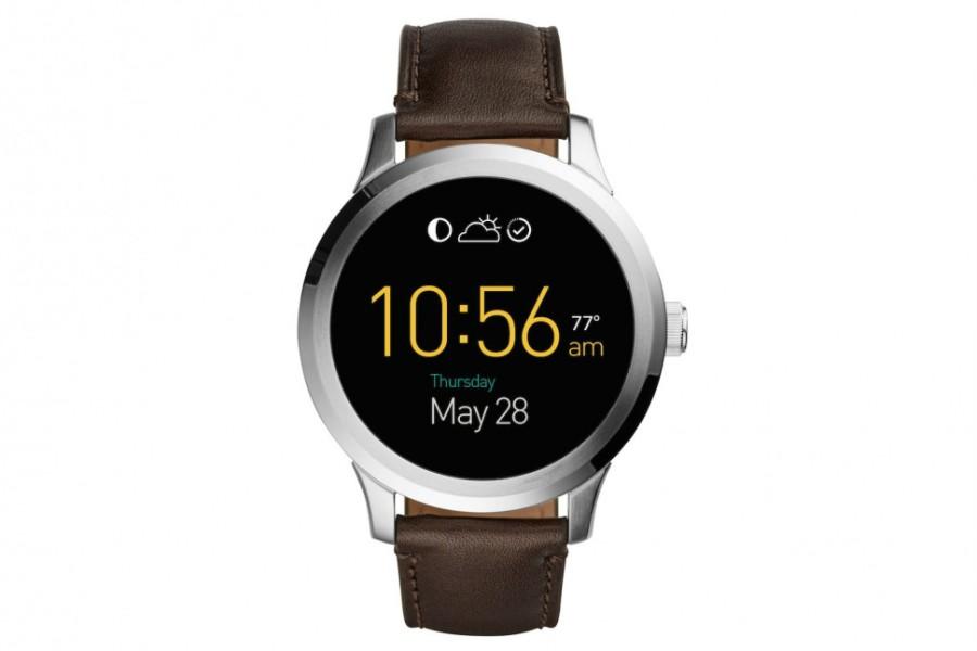 Ist das die Fossil Q Founder Smartwatch