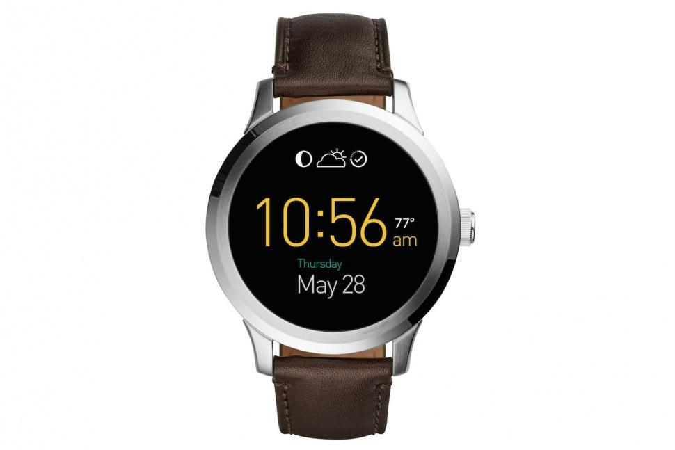 Fossil Q: Smartwatch und Aktivitätstracker vorgestellt