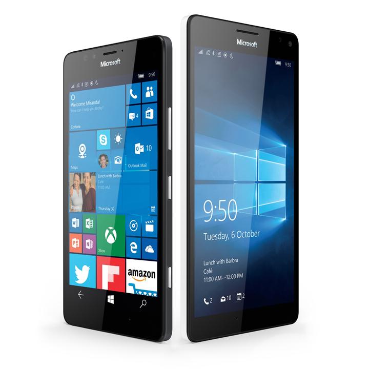 Lumia 950 und 950XL