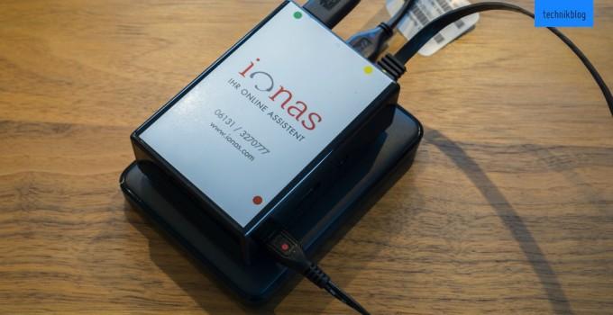 ionas Server Test
