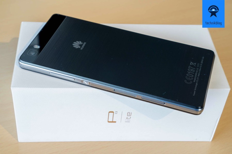 Huawei P8 Lite Test - Technikblog