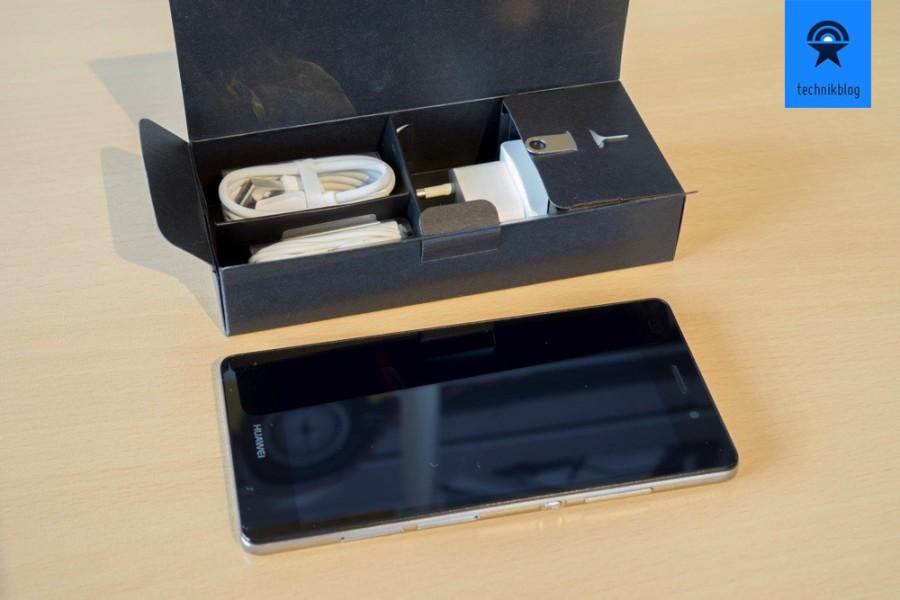 Huawei P8 Lite Lieferumfang