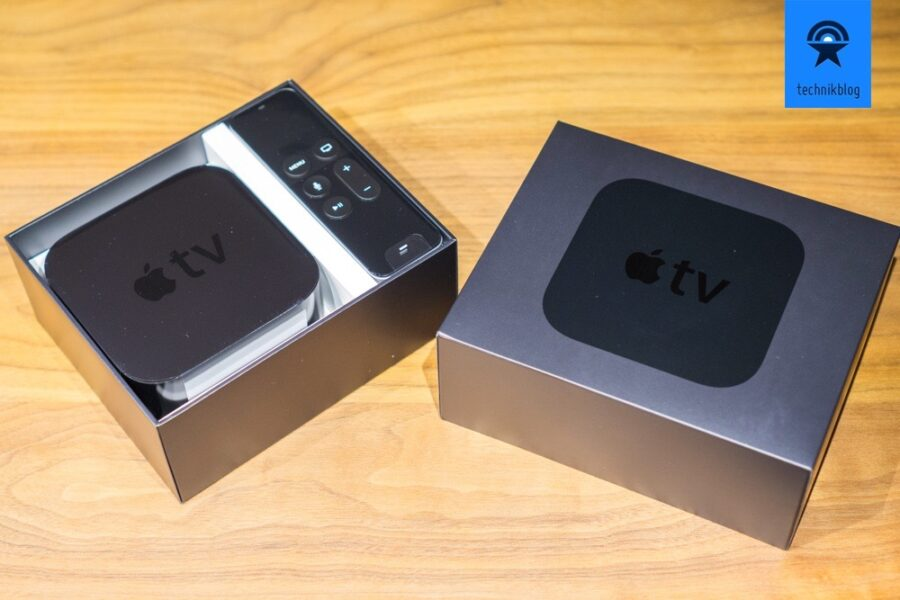Apple TV (2015) Test