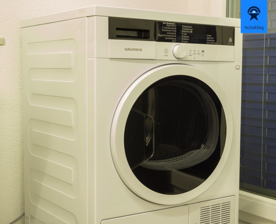 trockner mit w rmepumpe grundig dryer trockner bildquelle. Black Bedroom Furniture Sets. Home Design Ideas