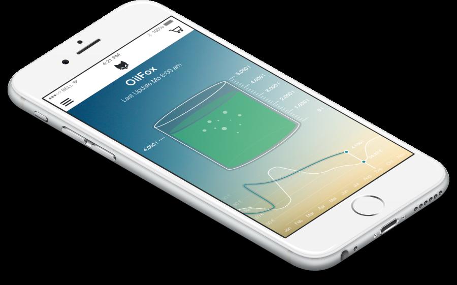OilFox iPhone App