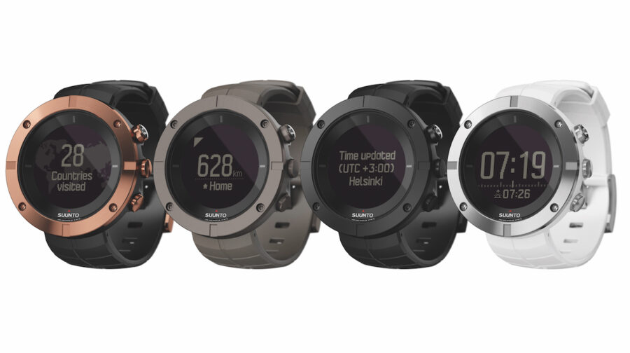 Suunto Kailash - World Collection
