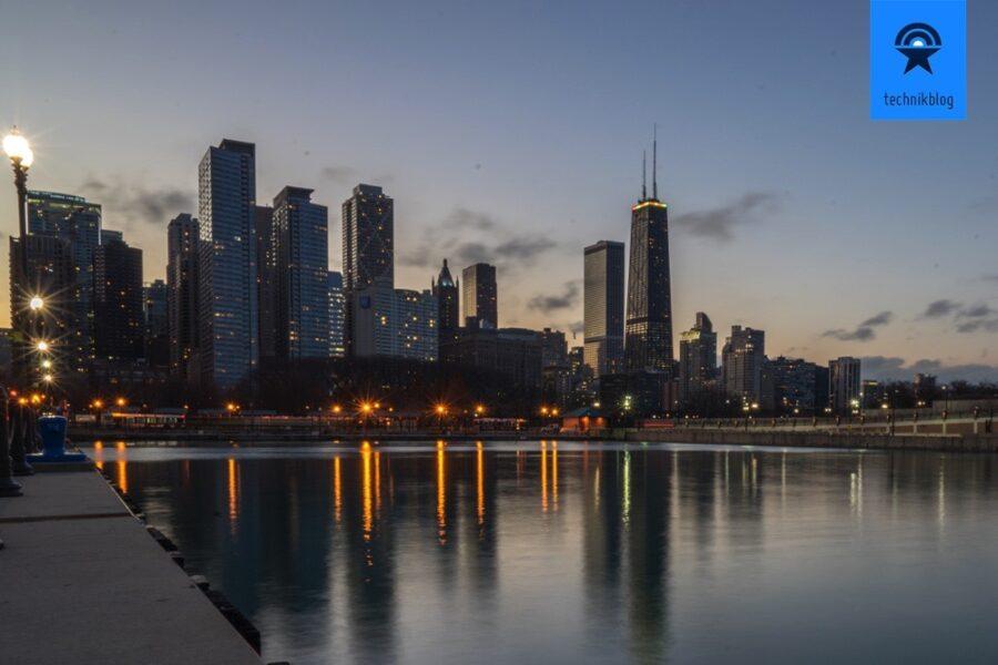 Technikblog in Chicago