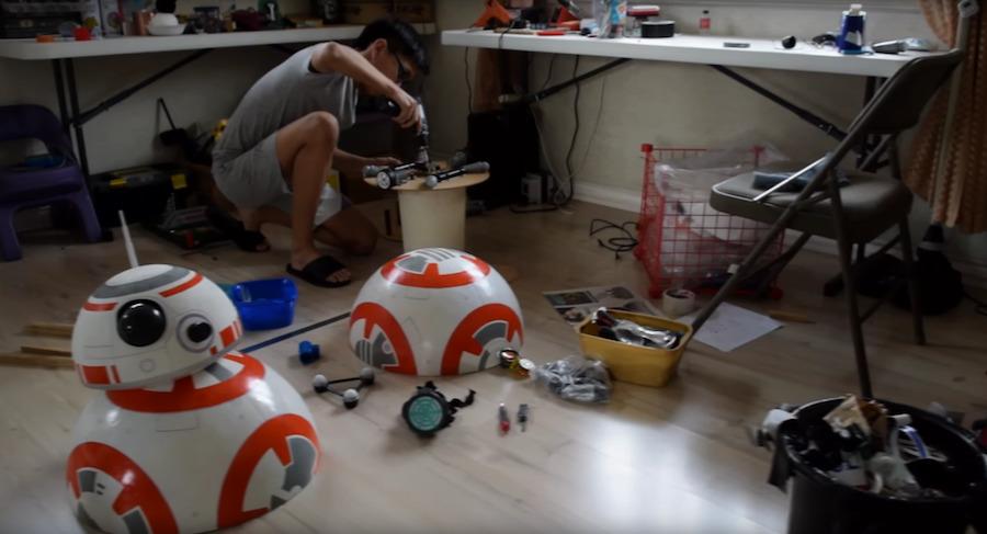BB-8 im Eigenbau