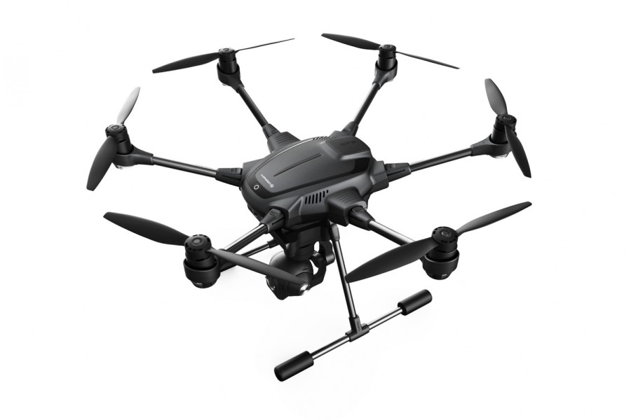 Intel Real Sense in der Typhoon H